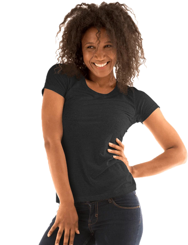Women's Super Soft Tri-blend Eco-friendly T-shirt - Mercating | Business solutions to achieve more with less