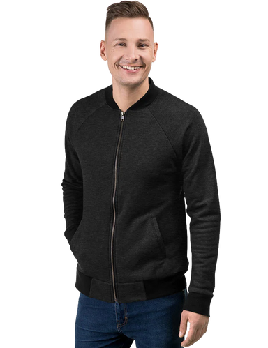 Business Casual Bomber Jacket - Mercating | Business solutions to achieve more with less