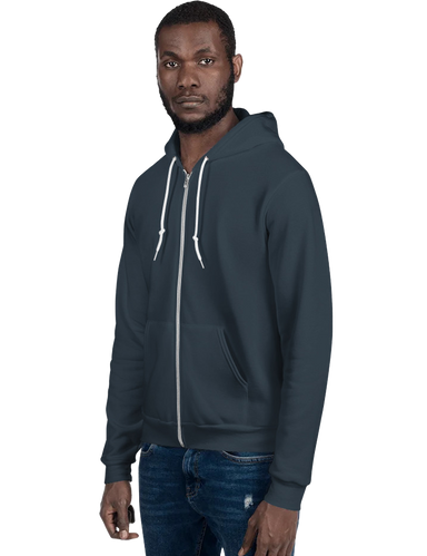 American Silicon Valley Zip-up Hoodie Sweater - Mercating | Business solutions to achieve more with less