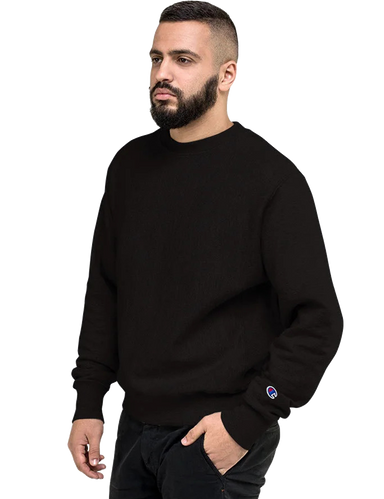 Champion Soft Cozy Crew Neck Sweatshirt - Mercating | Business solutions to achieve more with less