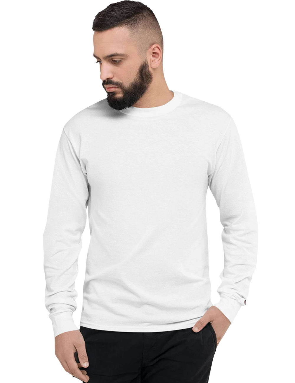 Champion Relaxed Business Style Long Sleeve Shirt - Mercating | Business solutions to achieve more with less