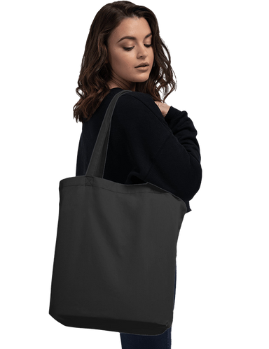 Square Compact Certified Organic 16 x 14.5 x 5 Eco-friendly Tote Bag - Mercating | Business solutions to achieve more with less