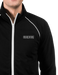 Smart Piped Fleece Pre-shrunk Light Warm Jacket - Mercating | Business solutions to achieve more with less