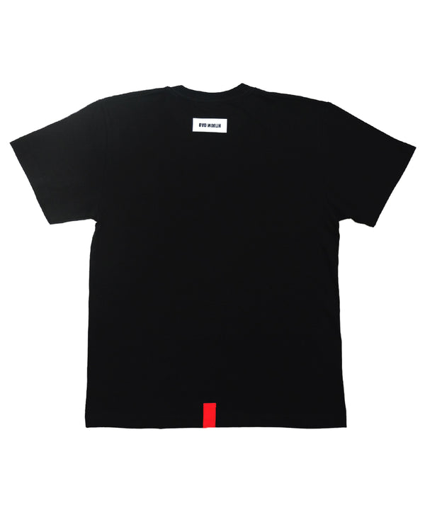 AIR BAD TEE  BLACK