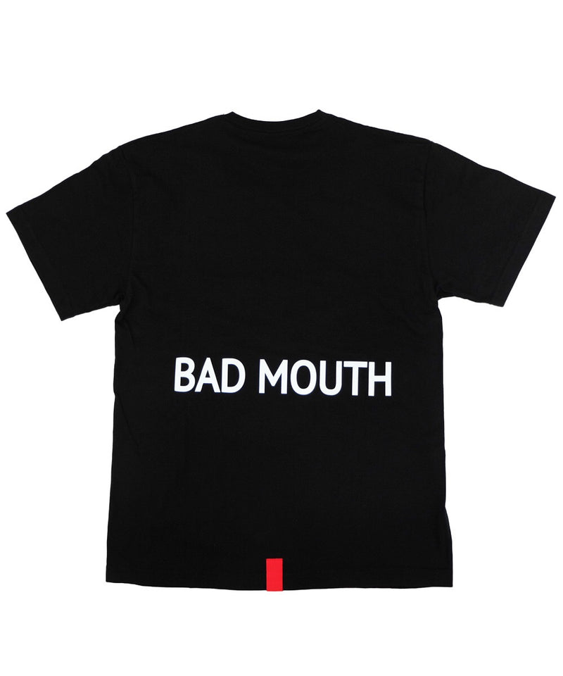 BACK LOGO T-Shirts BLACK