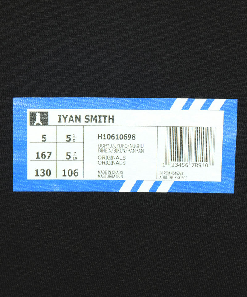 IYAN SMITH BLACK