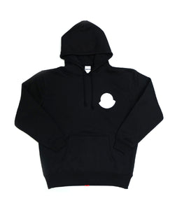 ORIGINAL PATCH HOODILE 〈BLACK〉