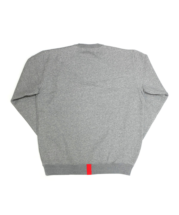 ORIGINAL PATCH SWEAT〈GRAY〉