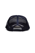 Prime Trucker Hat - Navy Blue