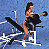 Premium Preacher Curl Attachment