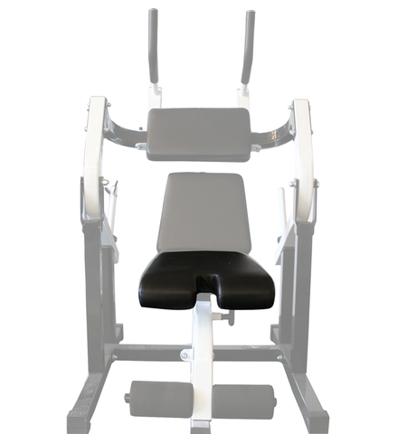 Ab Crunch Machine Seat Pad