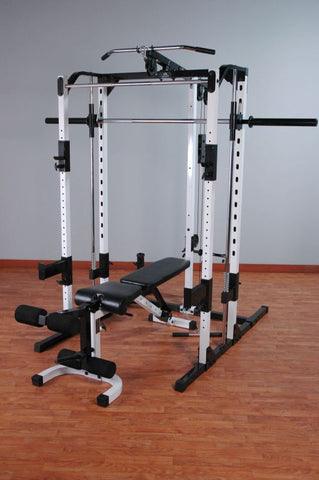 Caribou III Lat System and Bench