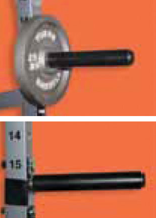 Weight Holder for Power Rack (PRK-200 & PRK-127 - Squat Rack)