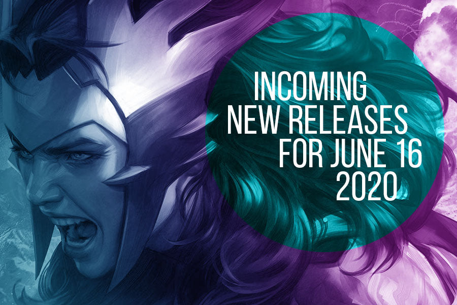 Incoming // New Releases for June 17th, 2020