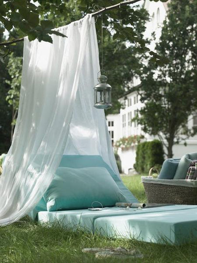 Inspiring Outdoor Rooms