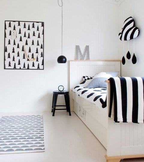 Interior Inspiration: Mini Monochrome