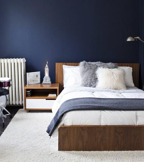 Interior Inspiration - Ink Hues