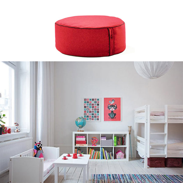 kids bedroom furniture and ottoman