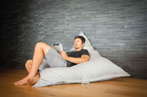 giant indoor cushion