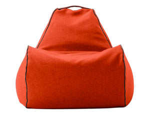 papaya bean bag chair