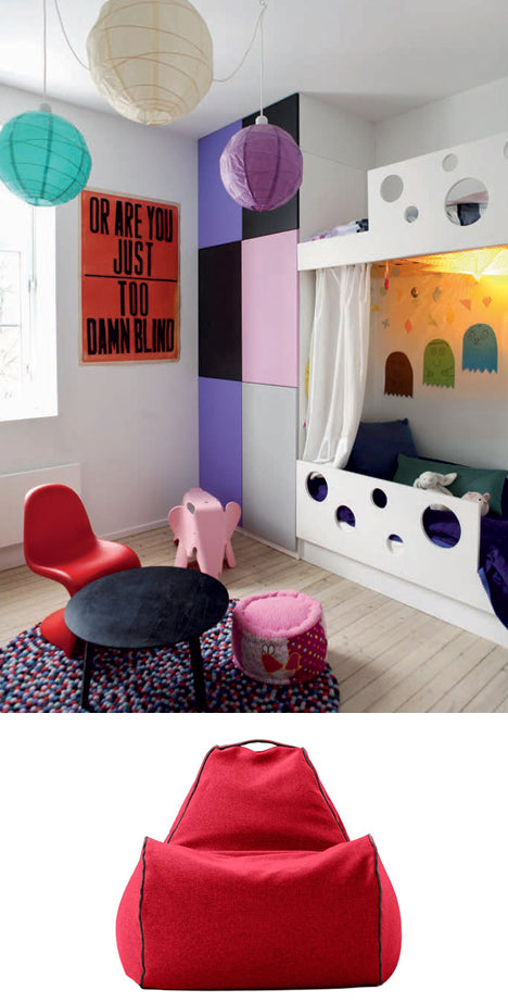 kids-room-and-bean-bag-chair