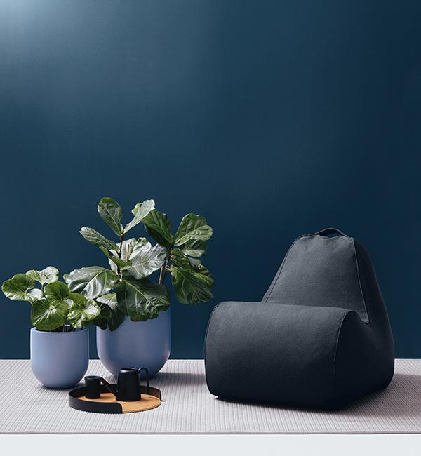 Tulum Bean Bag Chair - Indoor X Out Collection
