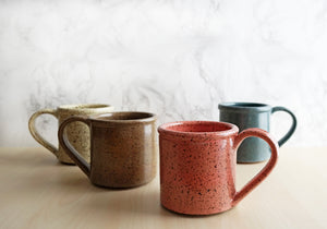 Speckled Penny Lane Mugs