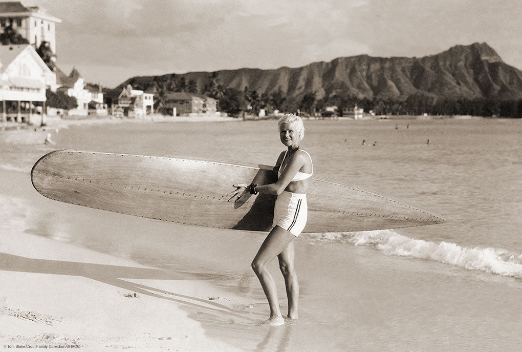 Surfer Girl • Tom Blake Collection