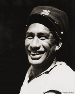 Duke Kahanamoku Smiling • Tom Blake Collection