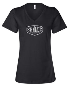 "SHACC ""Grubby"" Ladies V neck"