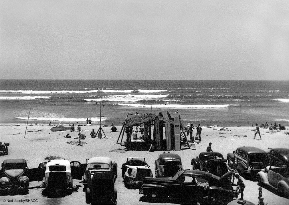 Old Mans, San Onofre • Ned Jacoby Collection