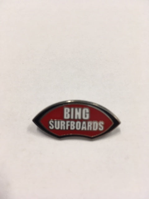 Surfpinz Bing red