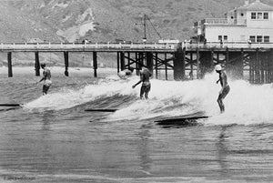 Malibu Pier • John Elwell Collection