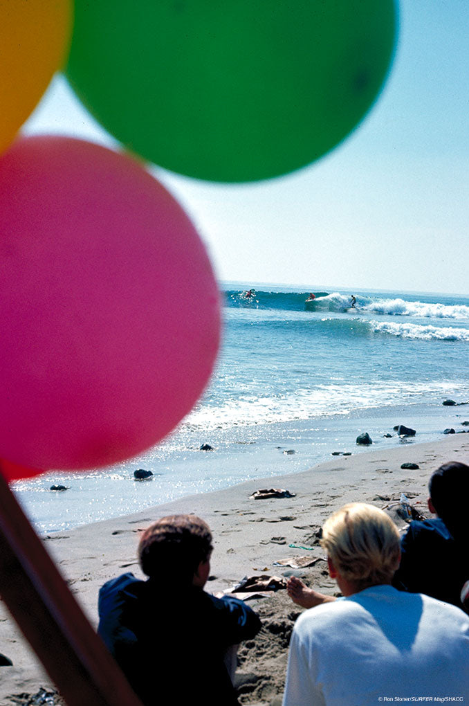 Balloons • Ron Stoner/SURFER Mag Collection