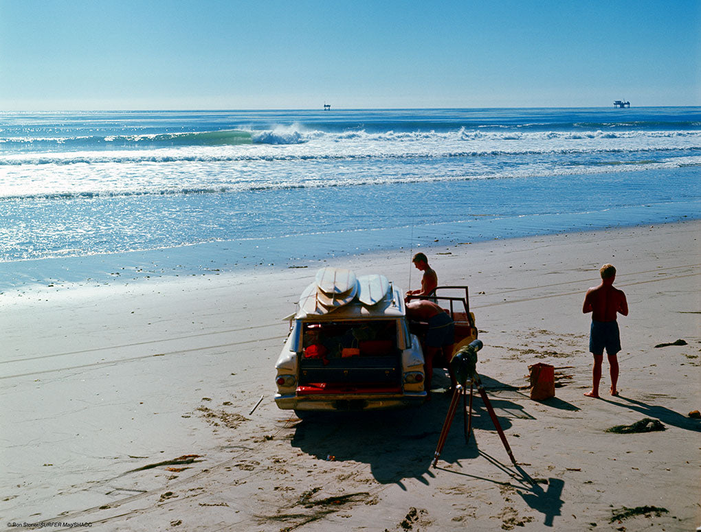 Central Coast Surfari • Ron Stoner/SURFER Mag Collection