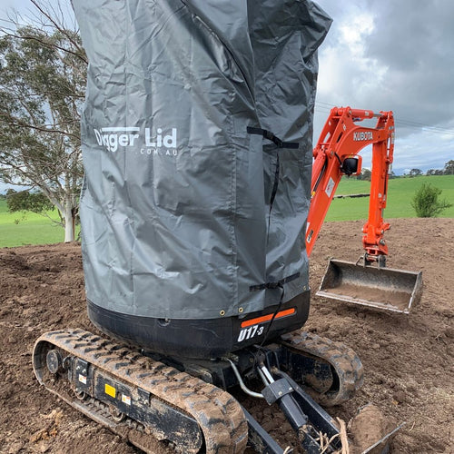 Digger Lid 1.7 tonne excavator cover (ENQUIRE TO JOIN WAITING LIST) - Digger Lid