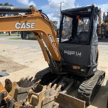 Load image into Gallery viewer, DiggerLid - Large Excavator Enclosure - Digger Lid