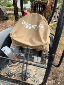 Digger Lid - Quicky cover (1 LEFT!) - Digger Lid