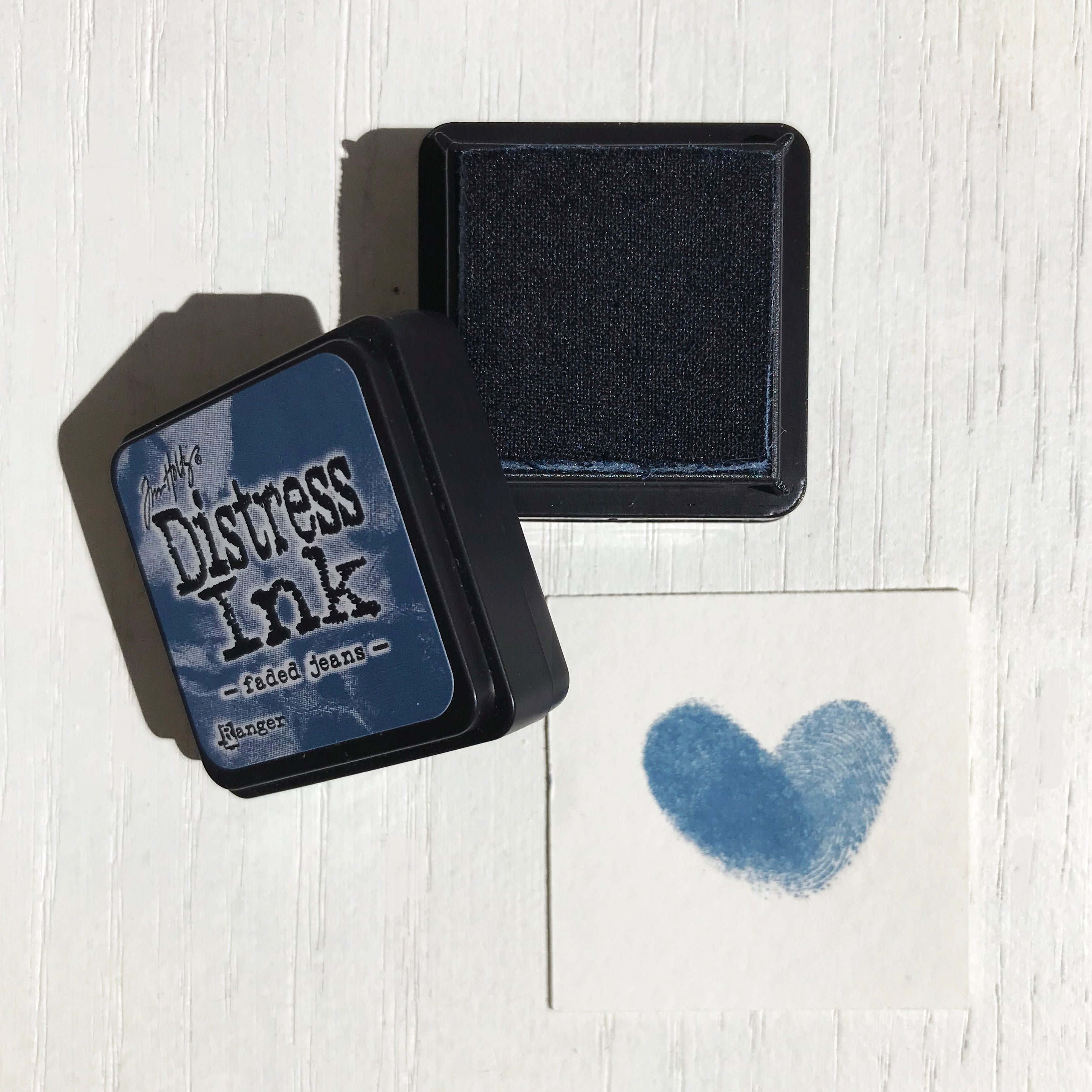 Mini Dye Based Ink Pads for fingerprint guest book artwork