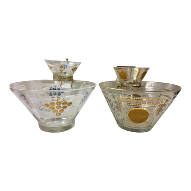 1960s Dip & Chip Bowl - A Pair