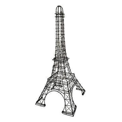 Black Wire Eiffel Tower
