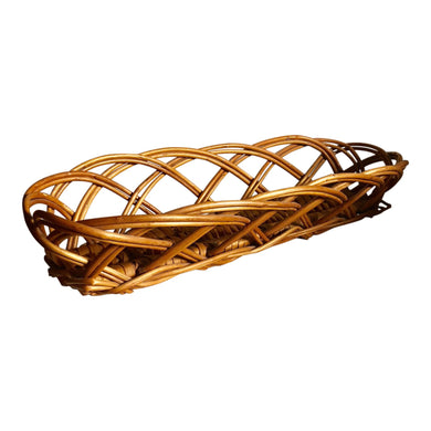 French Vintage Baguette Basket