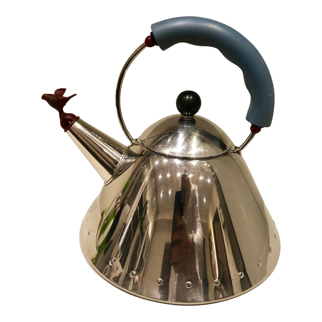 Michael Graves for Alessi Kettle