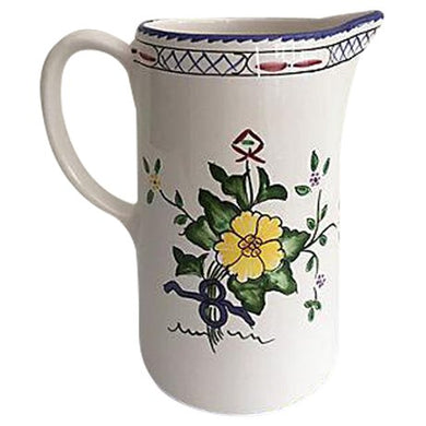 Tiffany & Co. Portuguese Pitcher