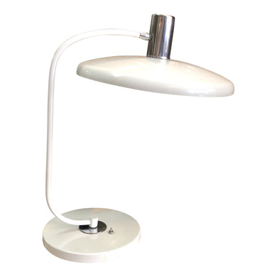 White Industrial Lamp