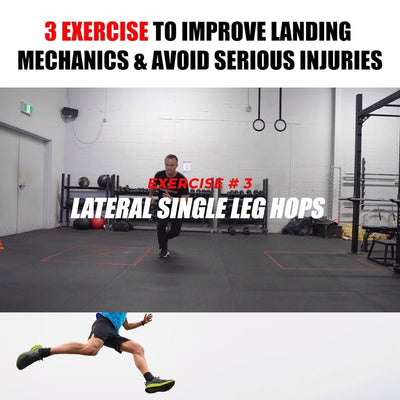 3 Exercises To Improve Landing Mechanics & Avoid Serious Injuries