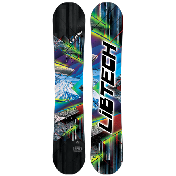 LIB TECH T.RIPPER C2 BTX SNOWBOARD - BOYS' 16/17