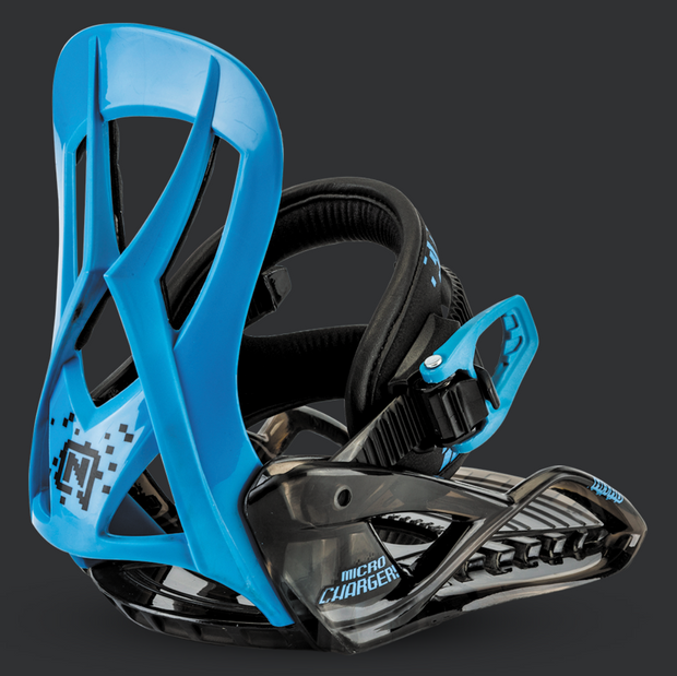 Youth Charger Micro bindings