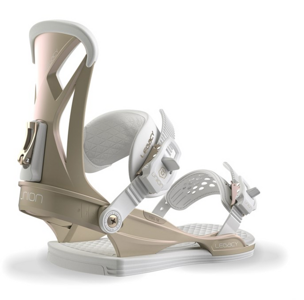 Women's Union Legacy bindings