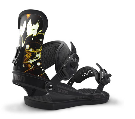 UNION JULIET SNOWBOARD BINDINGS - WOMEN'S 2017 Medium